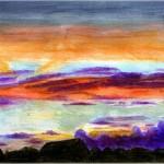Sunsetpencil