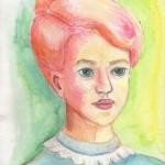 pinkhairlady