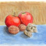 apples and nuts