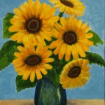 Solsikker_Sunflowers