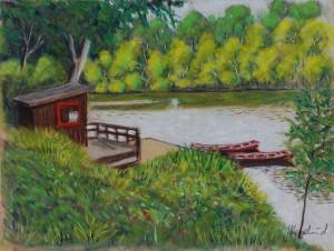 Long Lake, Funen, Dk