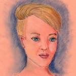 blye eyed lady